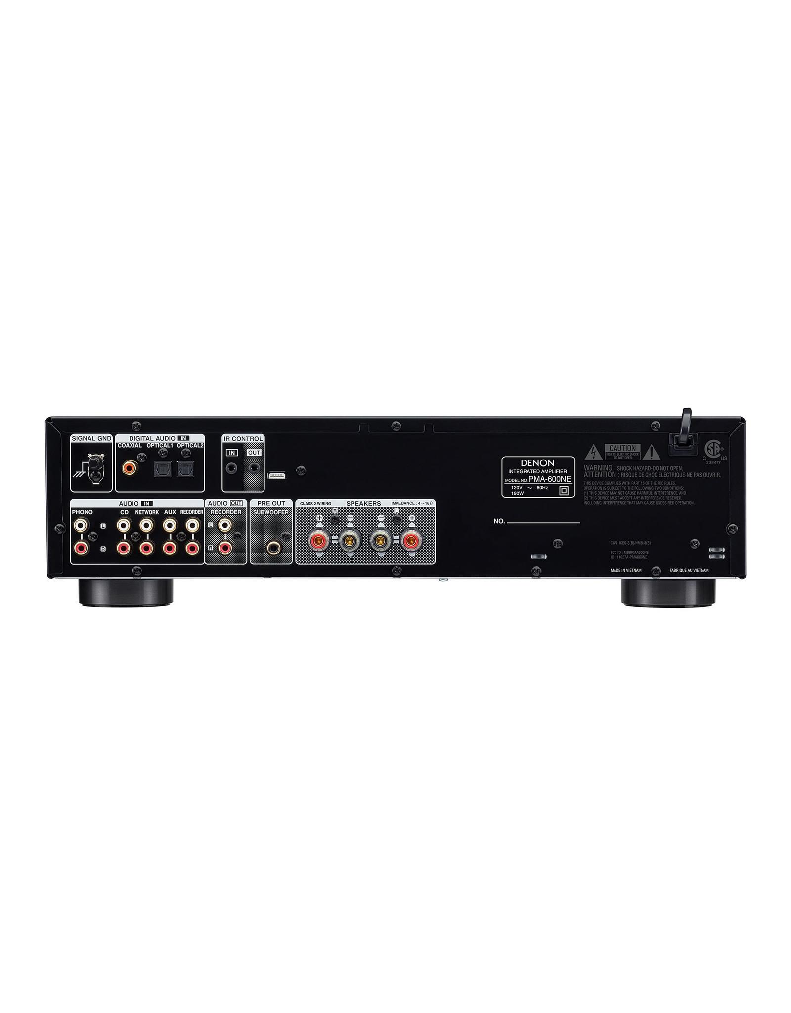 Denon Denon PMA-600NE Integrated Amp