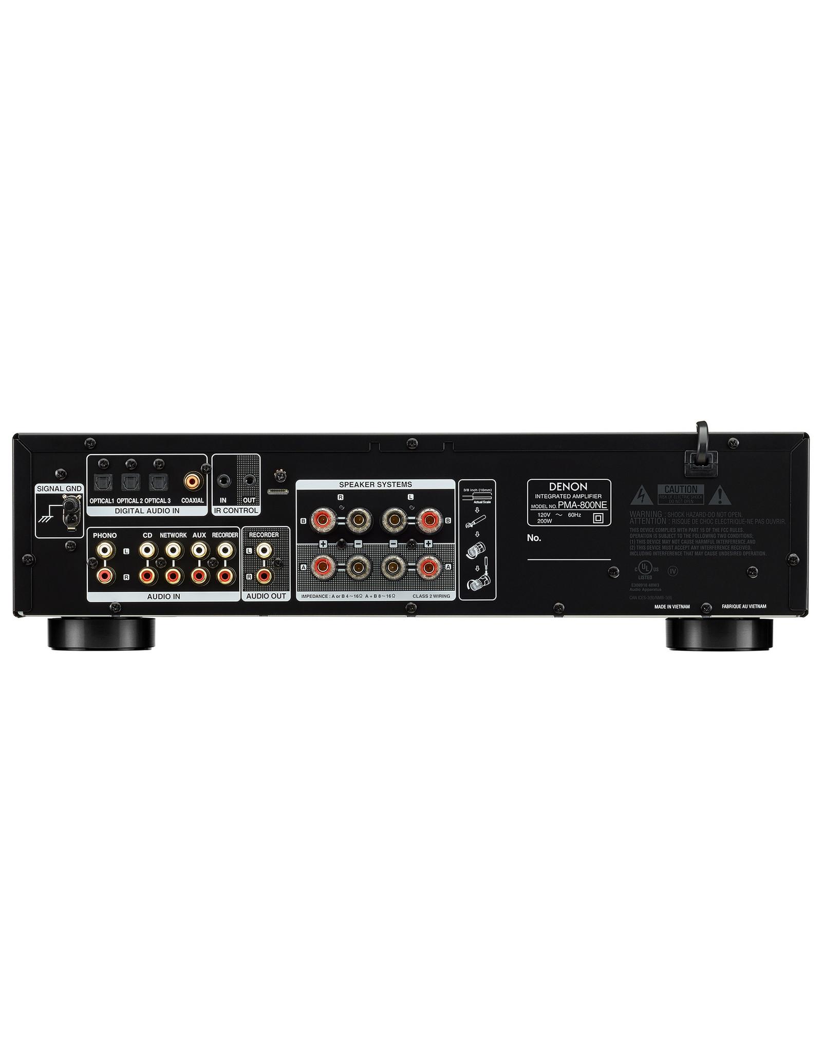 Denon Denon PMA-800NE Integrated Amp