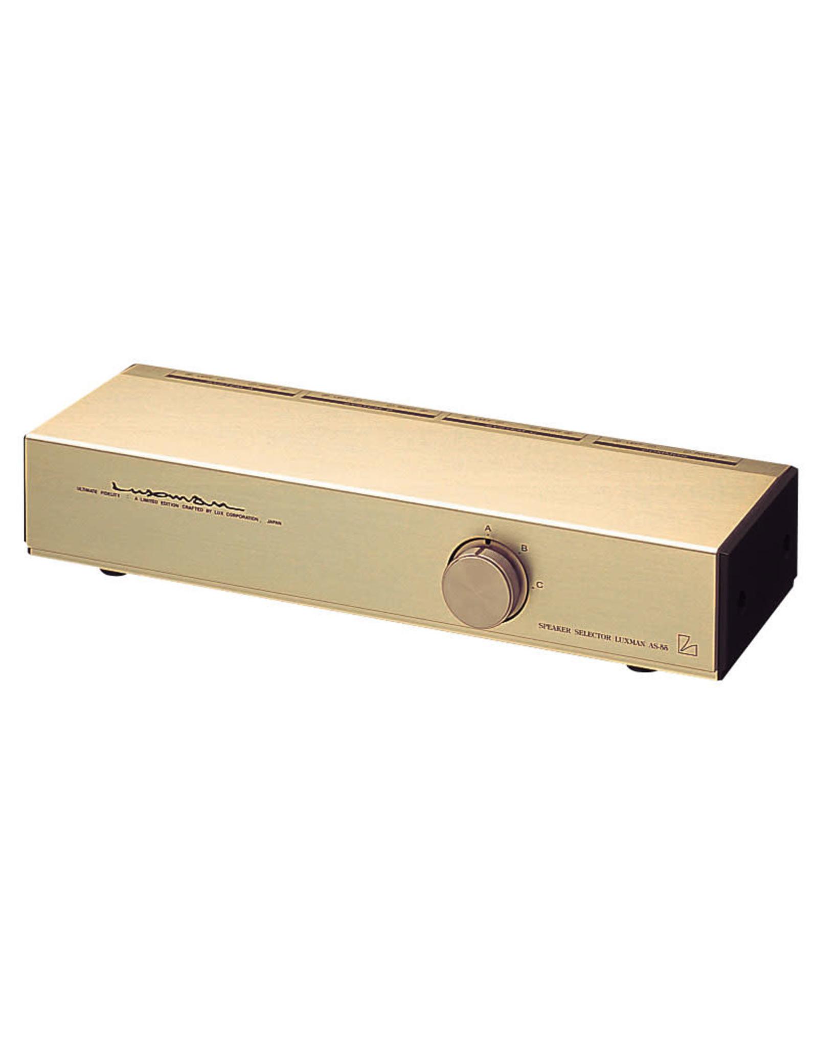 Luxman Luxman AS-55 Amplifier/Speaker Selector Switch