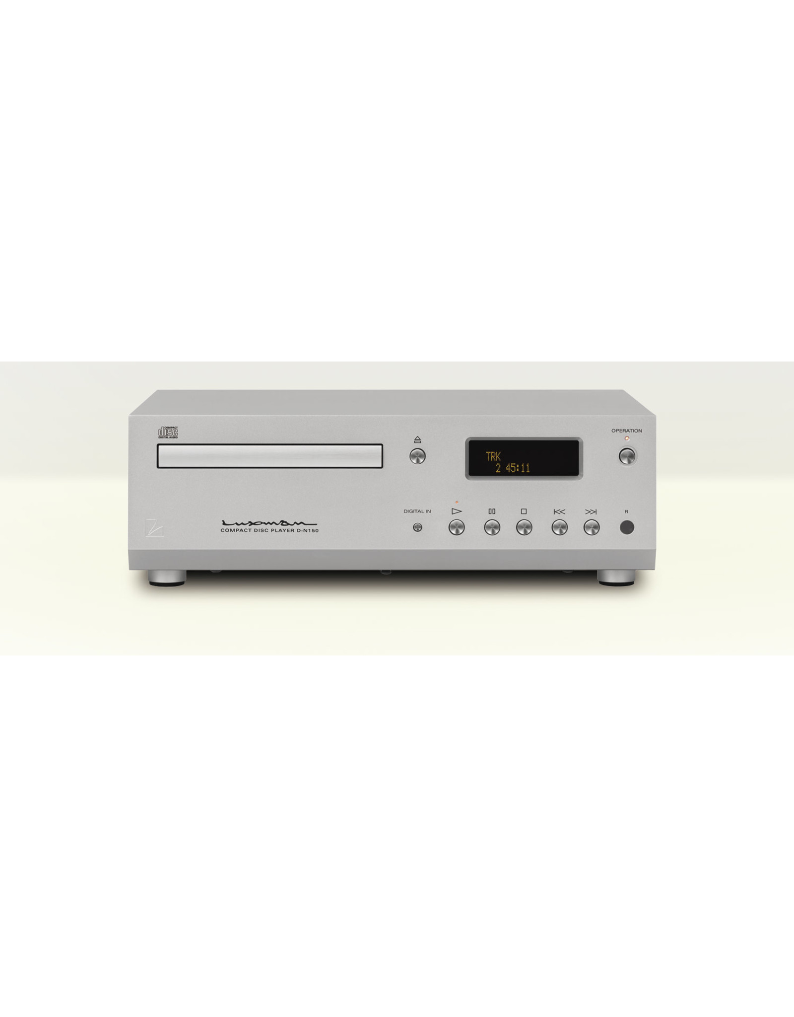 Luxman Luxman D-N150 DAC / CD player