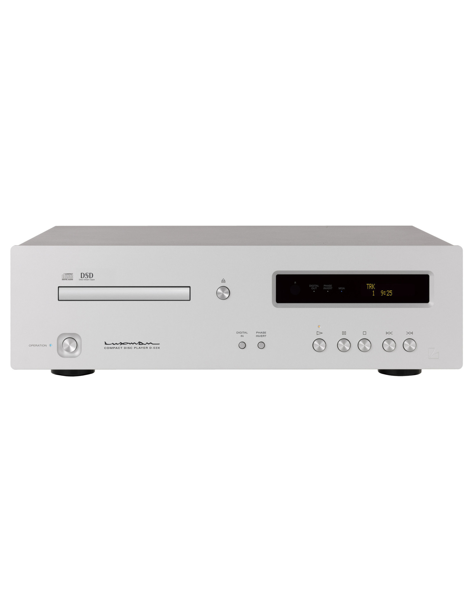 Luxman Luxman D-03x MQA DAC / CD Player
