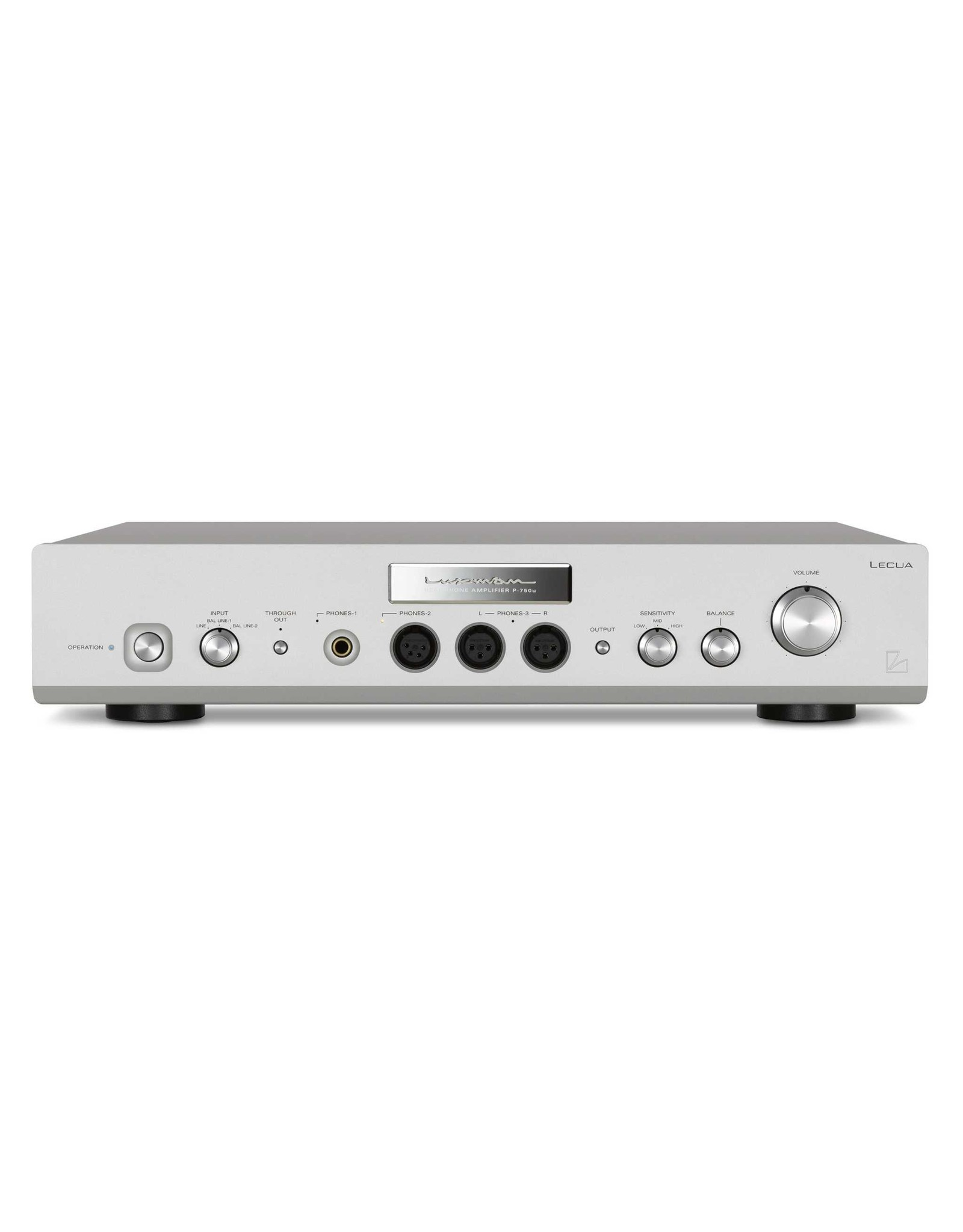 Luxman Luxman P-750u Headphone Amplifier
