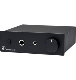 Pro-Ject Pro-Ject Head Box S2 Headphone Amplifier