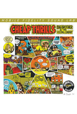 MoFi Big Brother and the Holding Company with Janis Joplin - Cheap Thrills 180g 45RPM 2LP