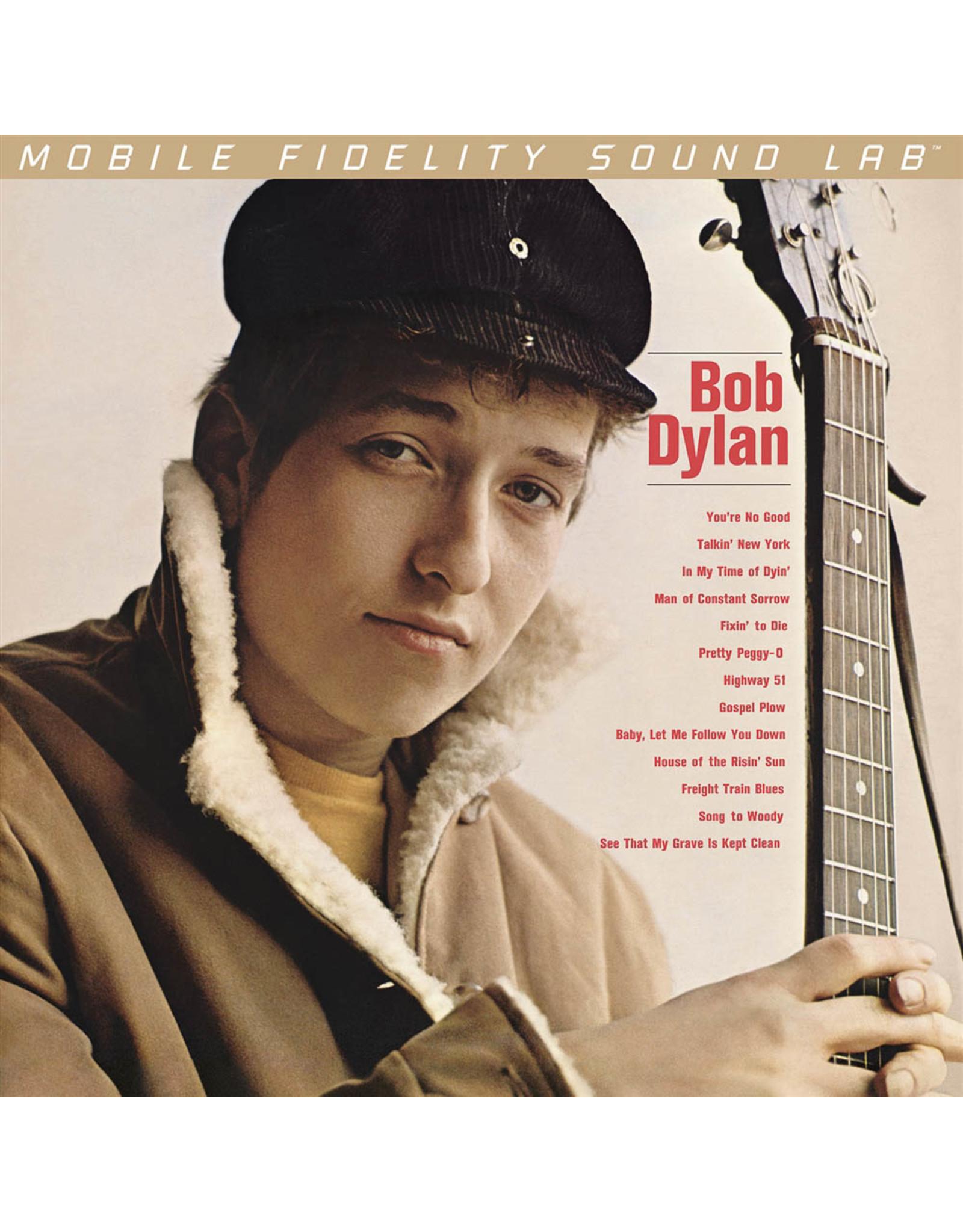 MoFi Bob Dylan - Bob Dylan 180g 45RPM 2LP