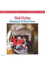 MoFi Bob Dylan - Bringing It All Back Home 180g 45RPM Mono 2LP