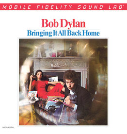 Bob Dylan - Bringing It All Back Home 180g 45RPM Mono 2LP