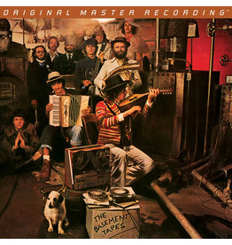Bob Dylan and The Band - The Basement Tapes 180g 2LP