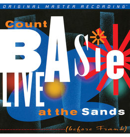 MoFi Count Basie - Live at the Sands (Before Frank) 180g 2LP