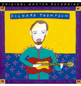 MoFi Richard Thompson - Rumor and Sigh 180g 2LP