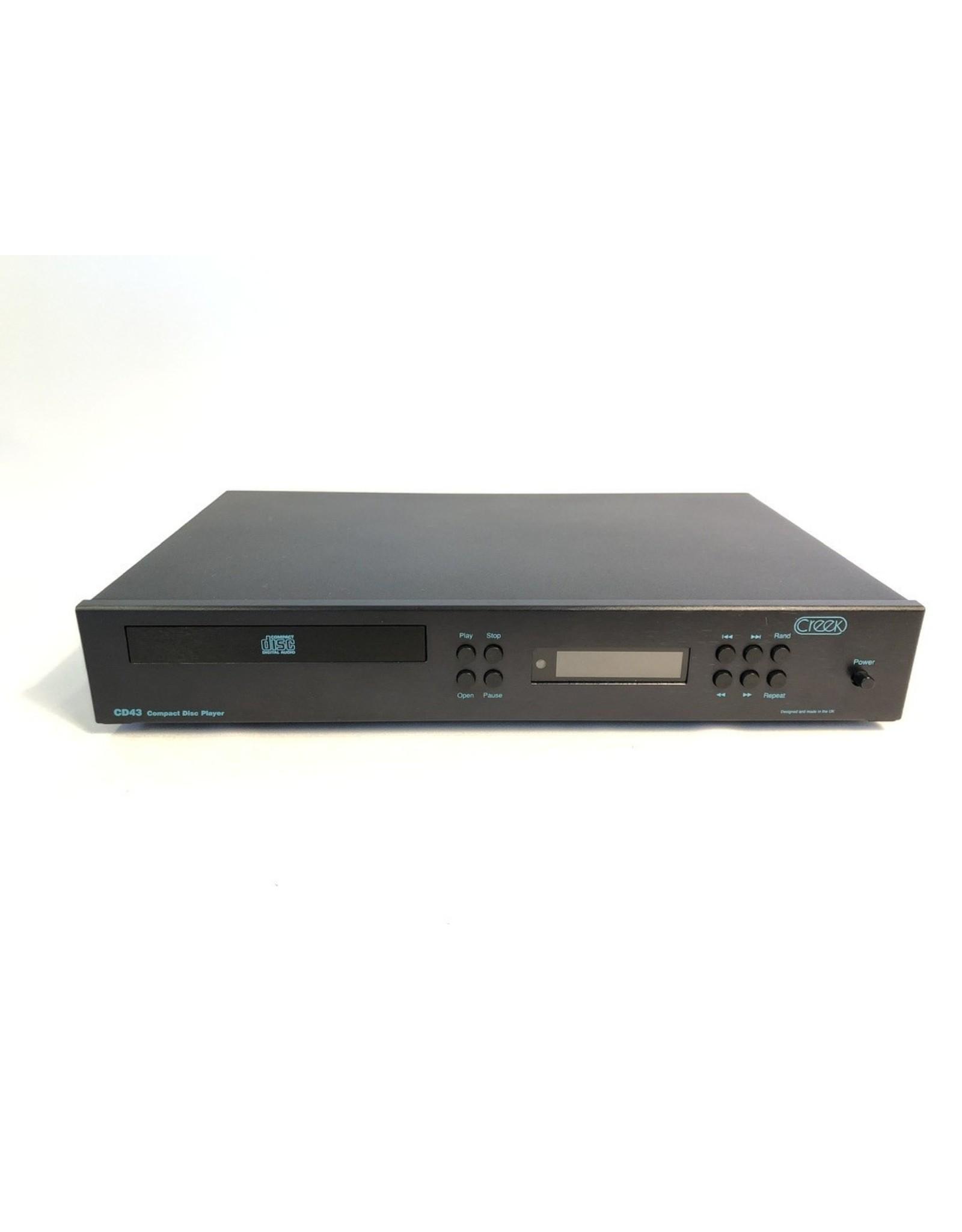 Creek Creek CD43 CD Player USED