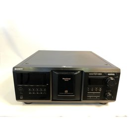 Sony Sony CDP-CX450 400-Disc CD Changer USED