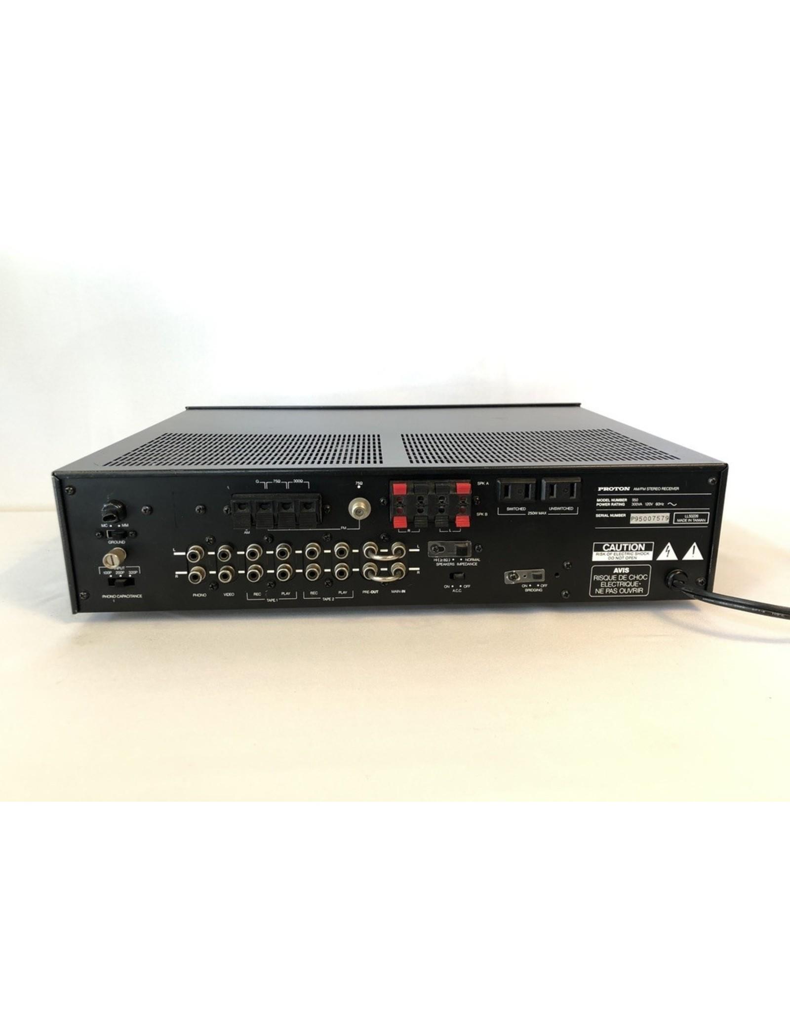 Proton Proton 950 Receiver USED