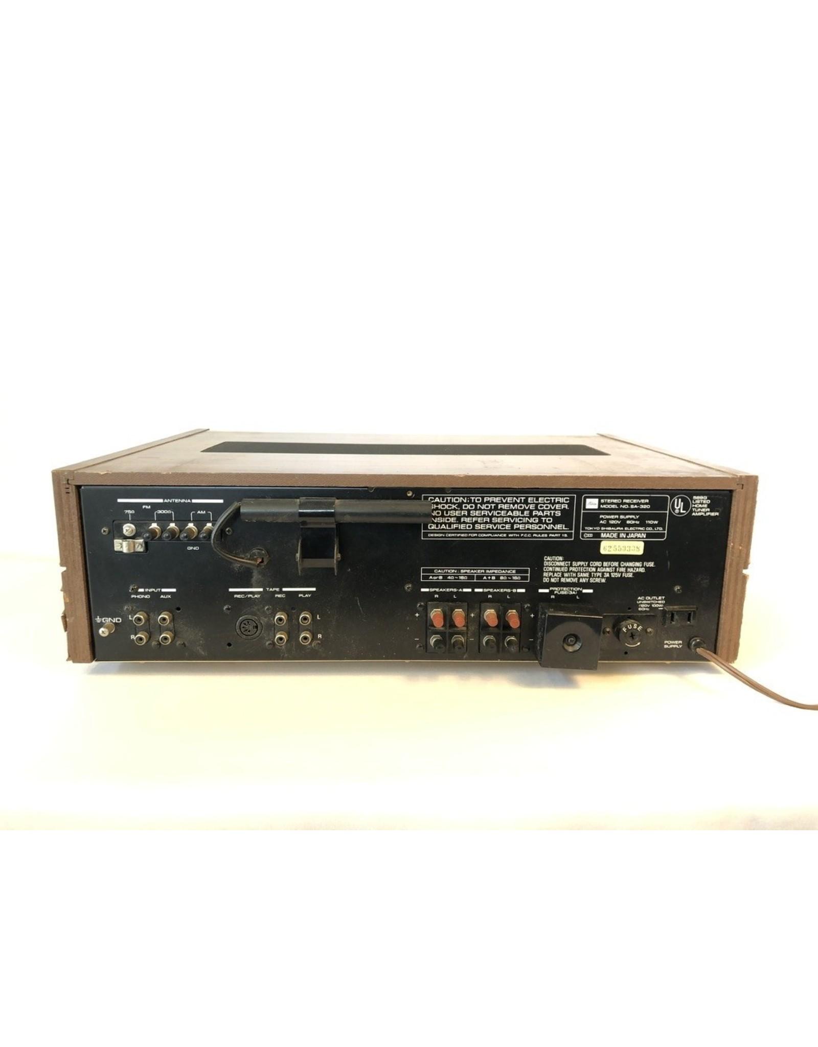 Toshiba Toshiba SA-320 Receiver USED