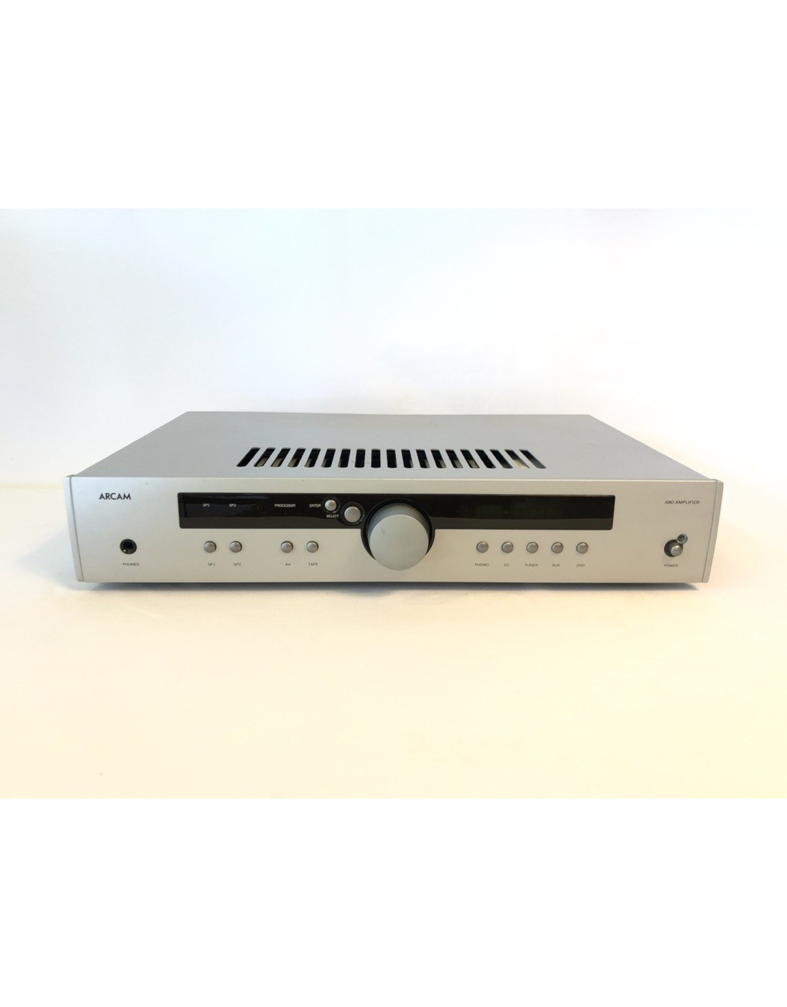 Arcam Arcam A-80 Integrated Amp Silver USED