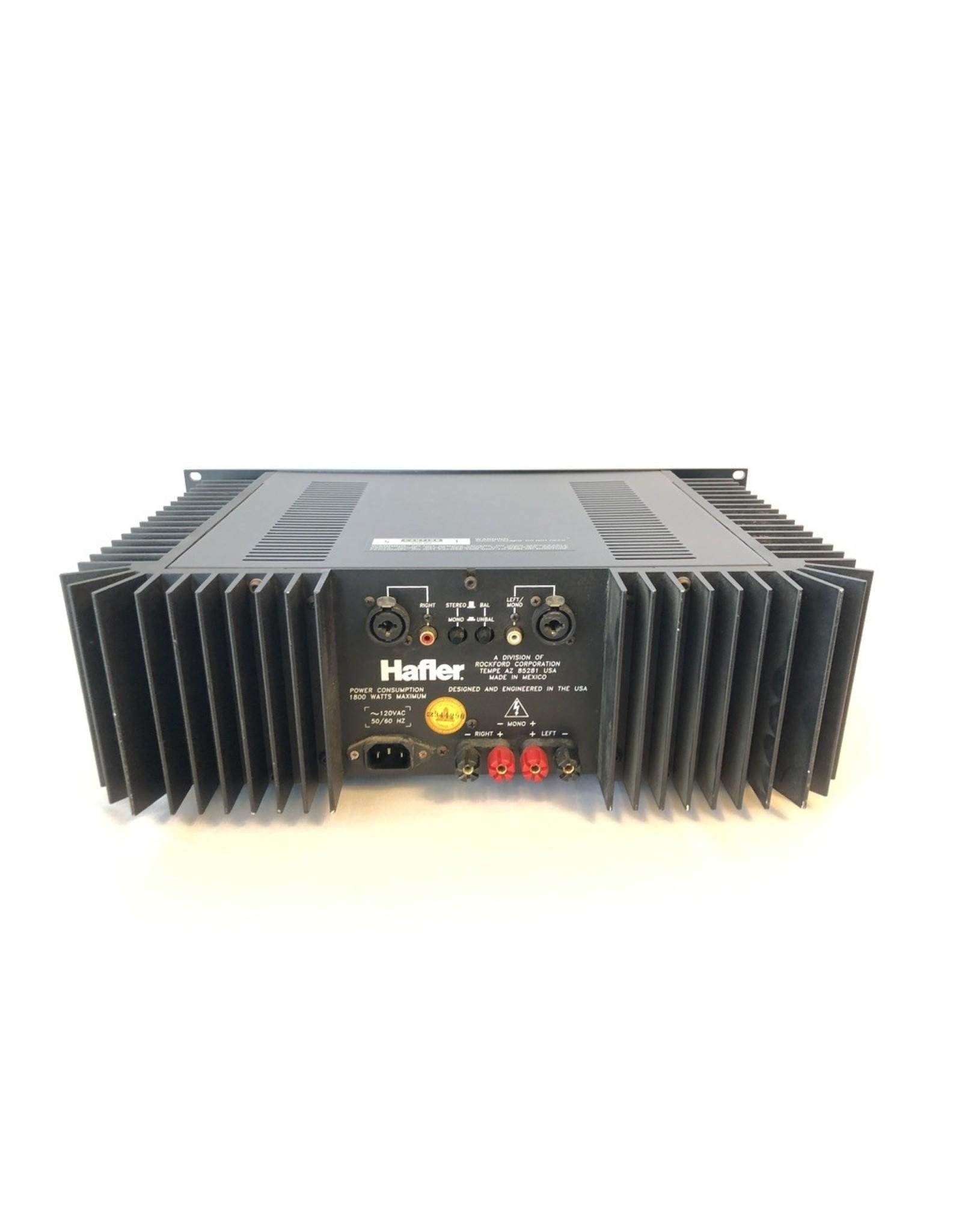 Hafler Hafler 9505 Power Amp USED