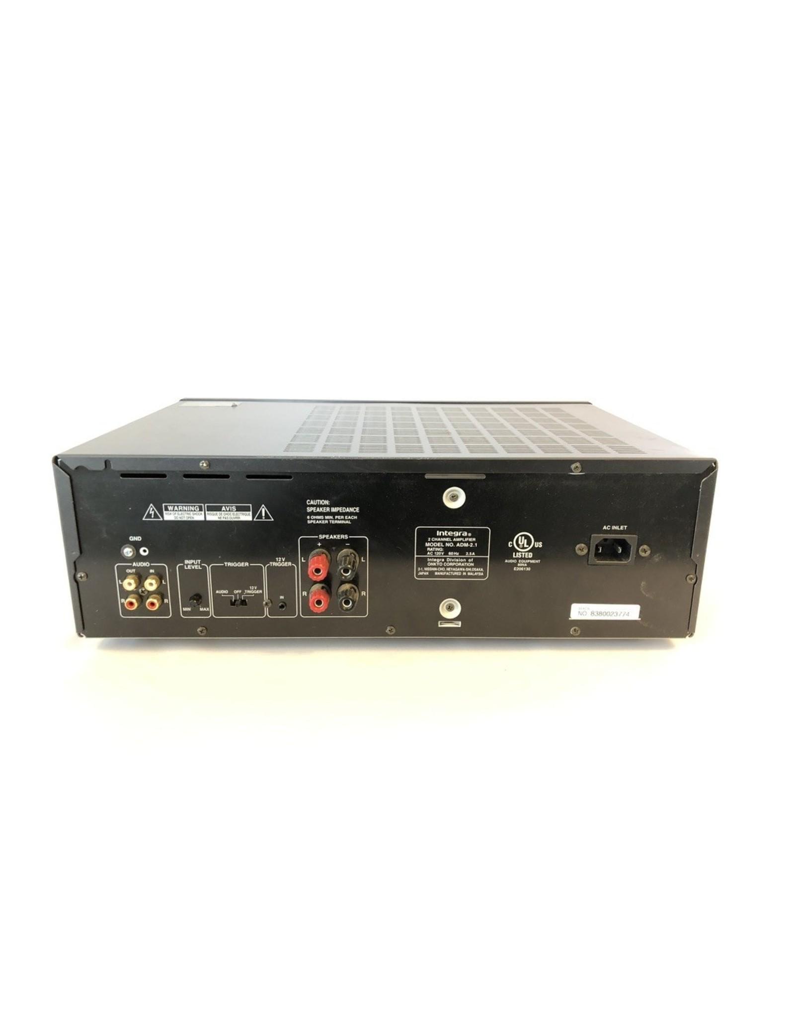 Onkyo Onkyo ADM-2.1 Power Amp USED