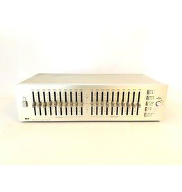 MCS MCS 3035 Silver Equalizer USED