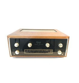 McIntosh McIntosh MA-6100 Integrated Amp w/ Case USED