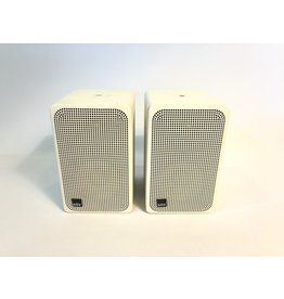 ADS ADS L200c Bookshelf Speakers White USED