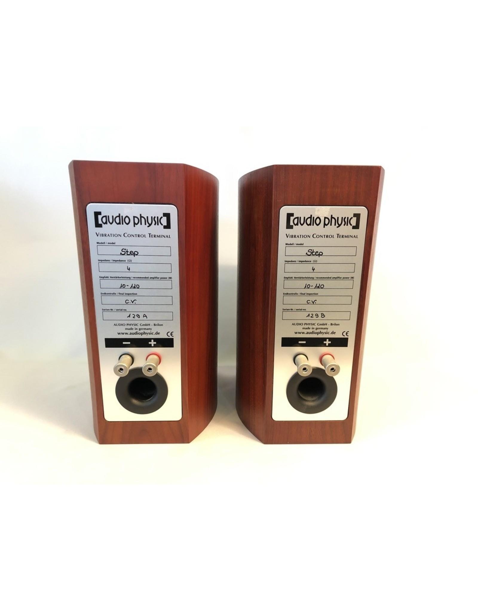 Audio Physic Audio Physic Step Bookshelf Speakers USED