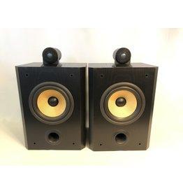 B&W B&W 805 Matrix Bookshelf Speakers USED