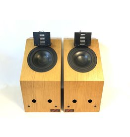 Oskar Heil Oskar Heil Aulos Bookshelf Speakers USED