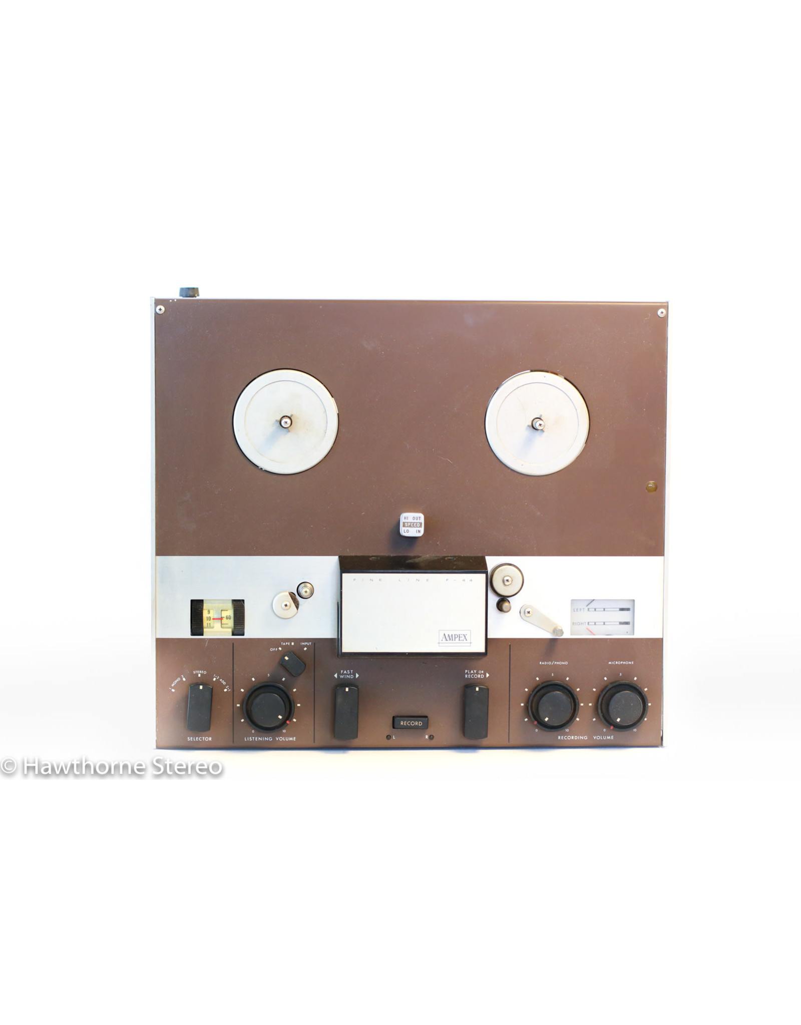 Ampex Ampex F-44 Reel-To-Reel Deck USED