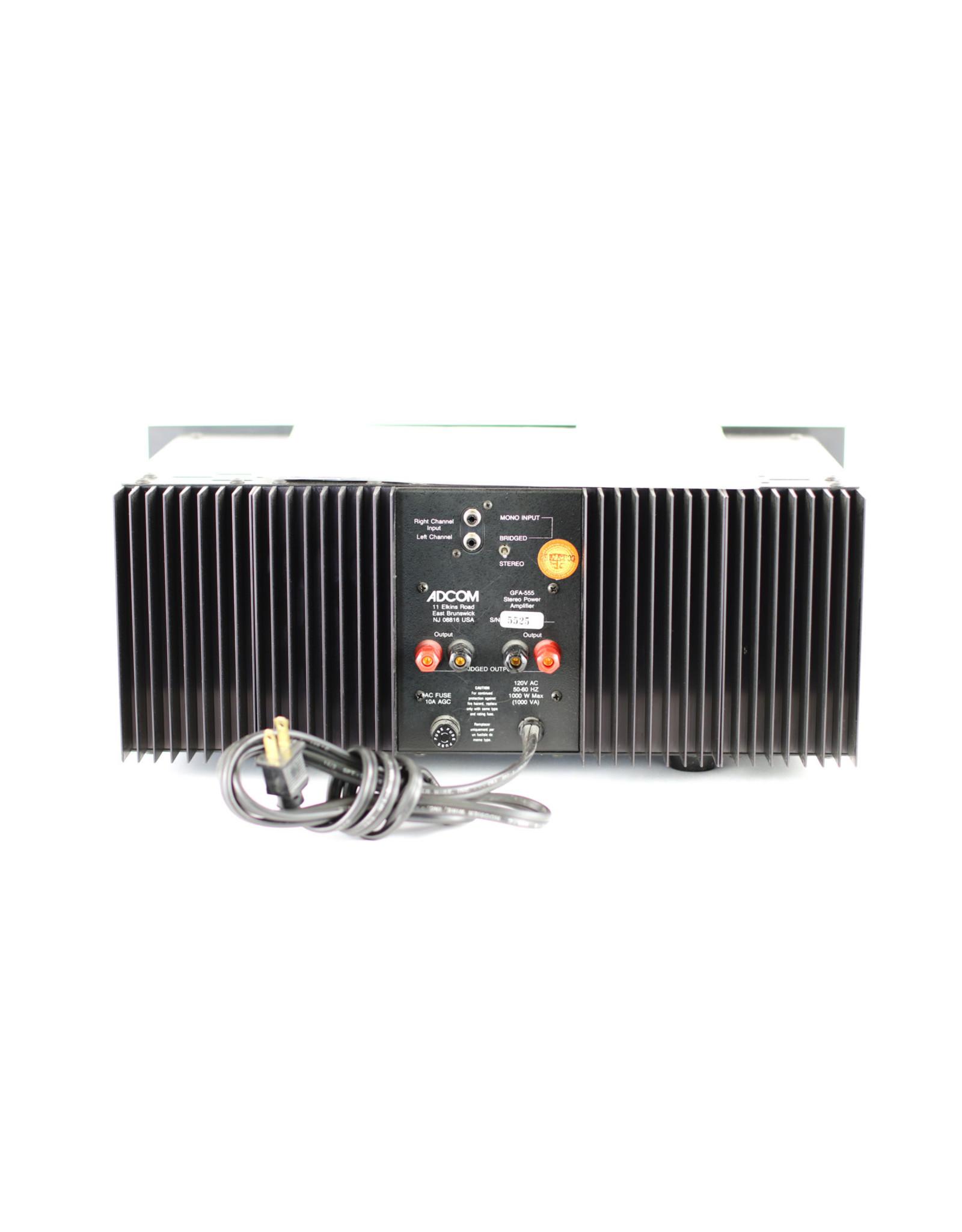 Adcom Adcom GFA-555 Power Amp USED