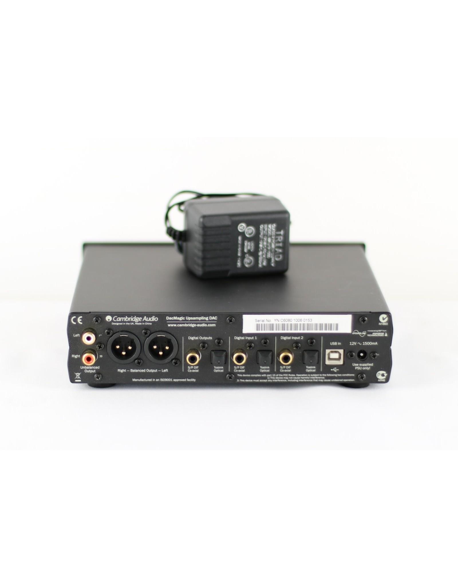 Cambridge Audio Cambridge Audio DacMagic DAC Black USED