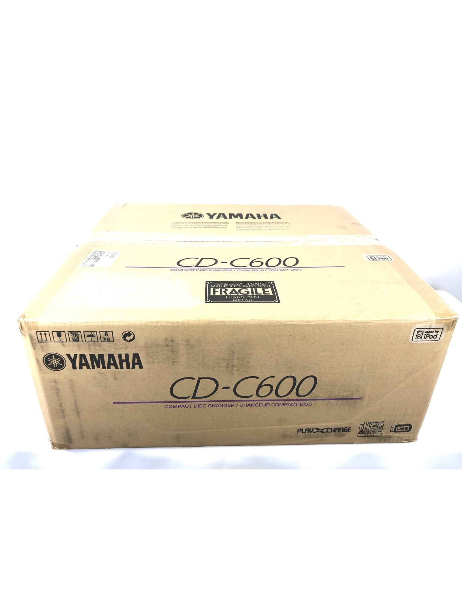 Yamaha Yamaha CD-C600 5-Disc CD Changer USED