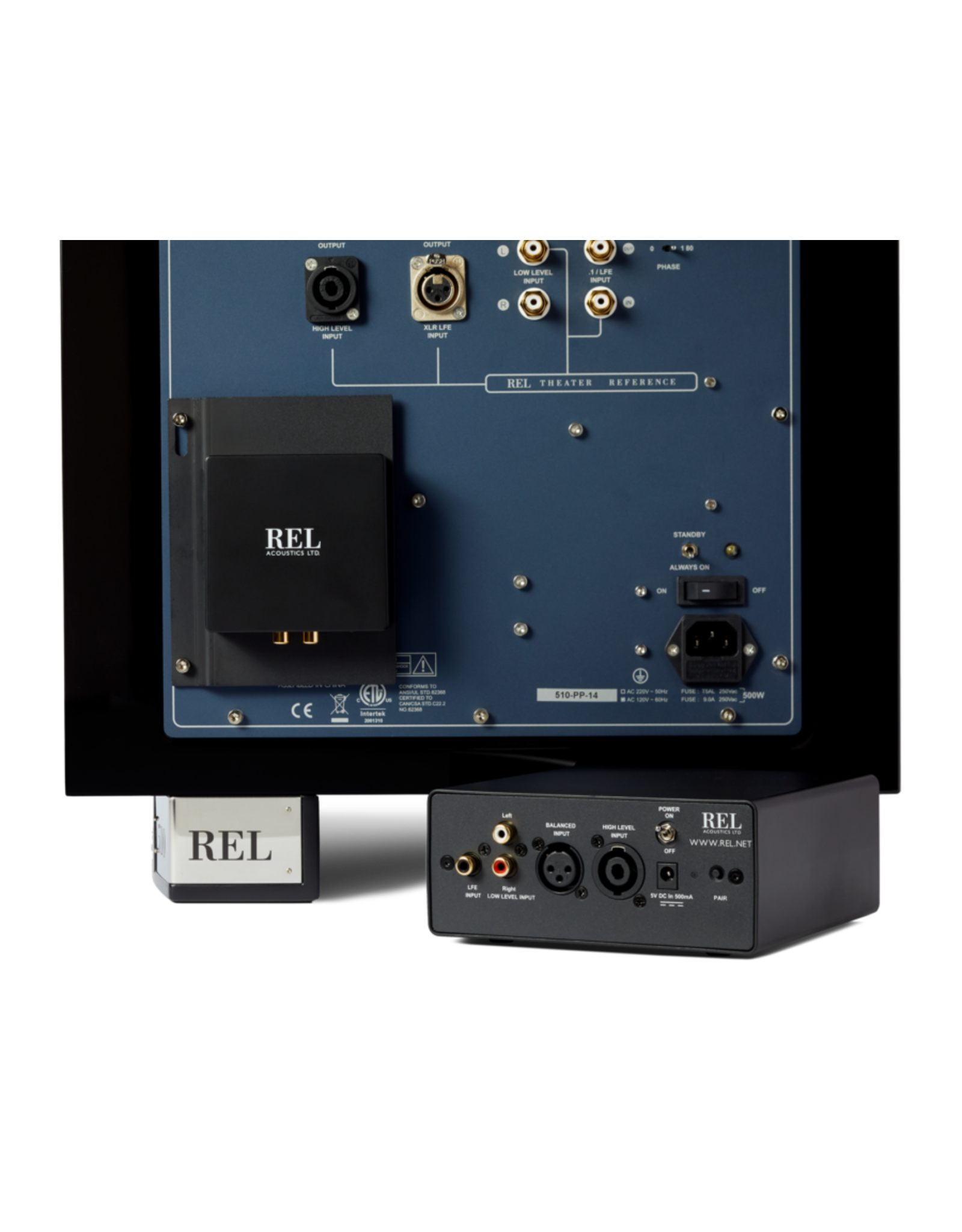 REL REL Airship Wireless Subwoofer Connector