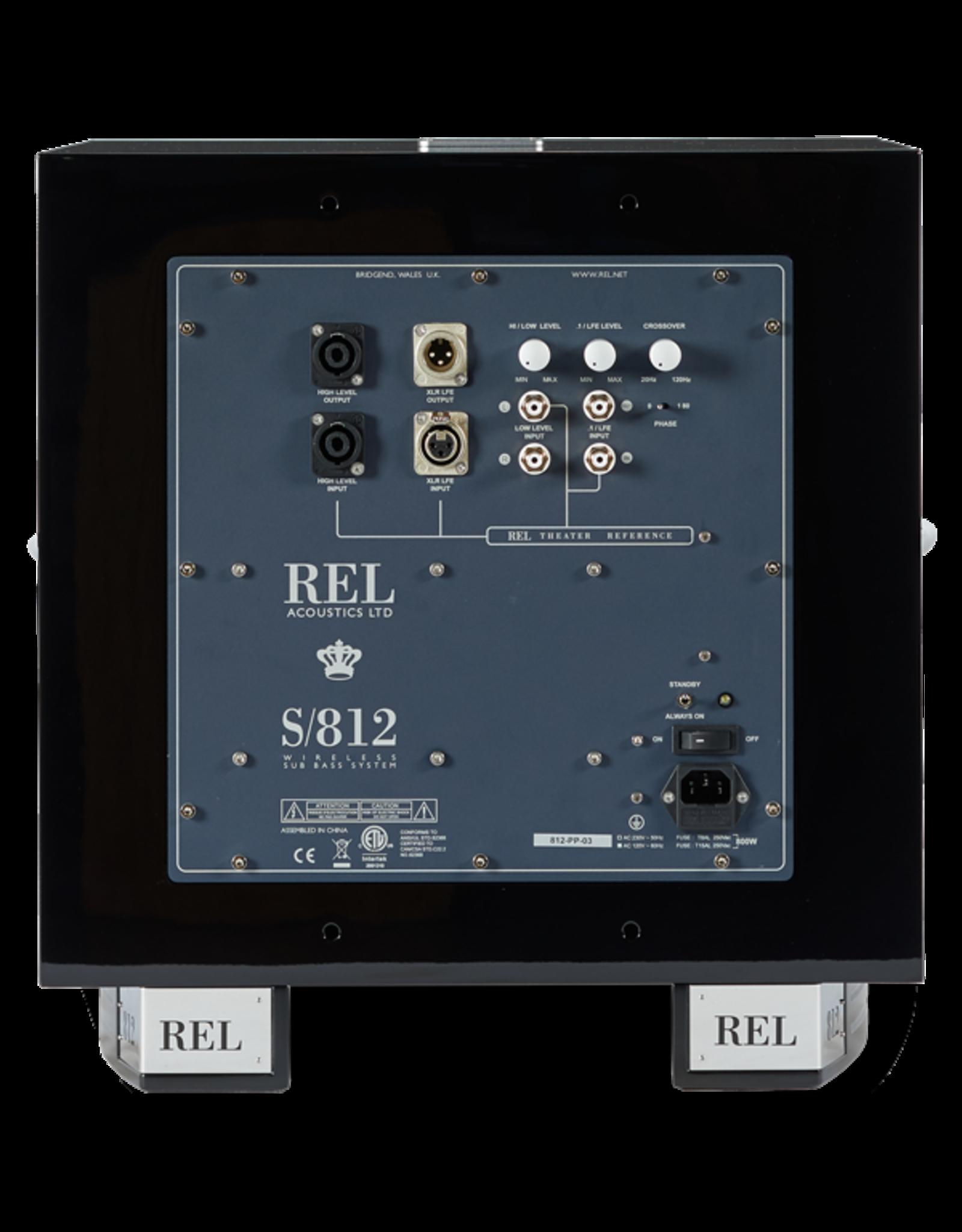 REL REL S/812 Subwoofer