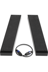 REL REL Stacking Rails for G1 Mark II Subwoofer