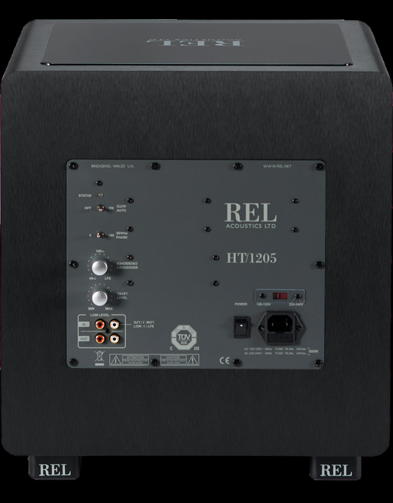 REL REL HT/1205 Subwoofer