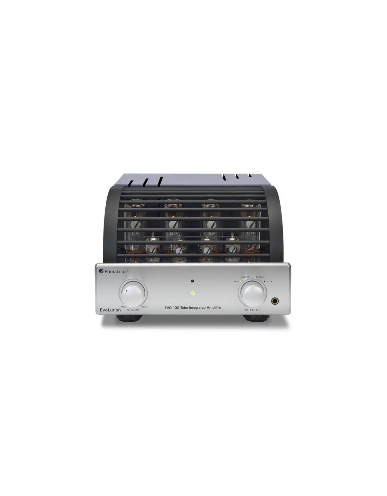 PrimaLuna PrimaLuna EVO 100 Tube Integrated Amplifier