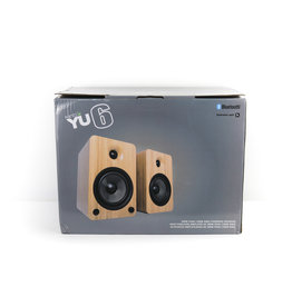 Kanto Kanto YU6 Powered Bluetooth Speakers Bamboo USED (Open Stock)