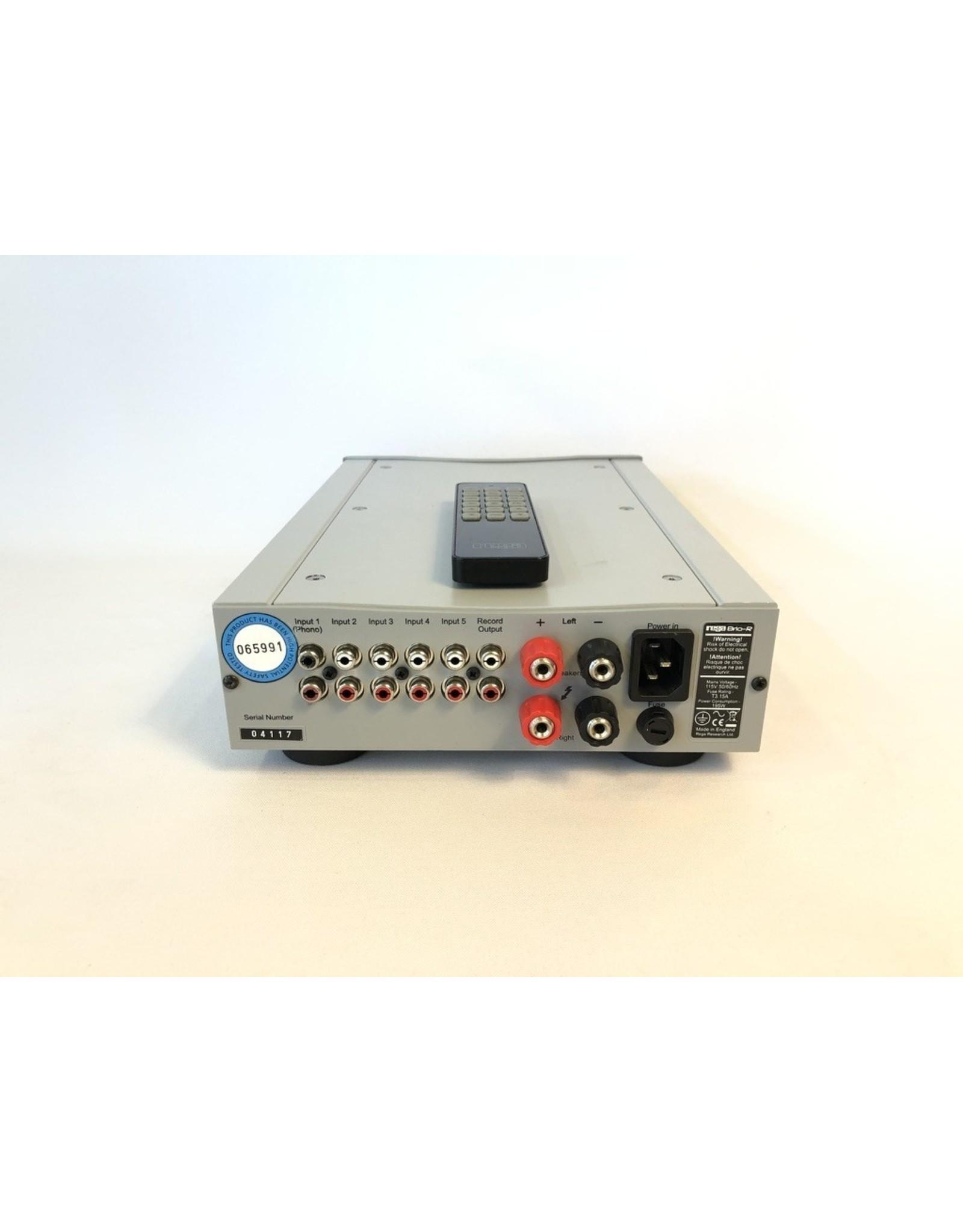 Rega Rega Brio-R Integrated Amp Silver USED