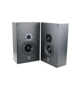 ATC ATC HTS-7 On-Wall Bookshelf Speakers USED