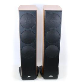 Naim Audio Naim Audio Ovator S-400 Cherry Floorstanding Speakers USED