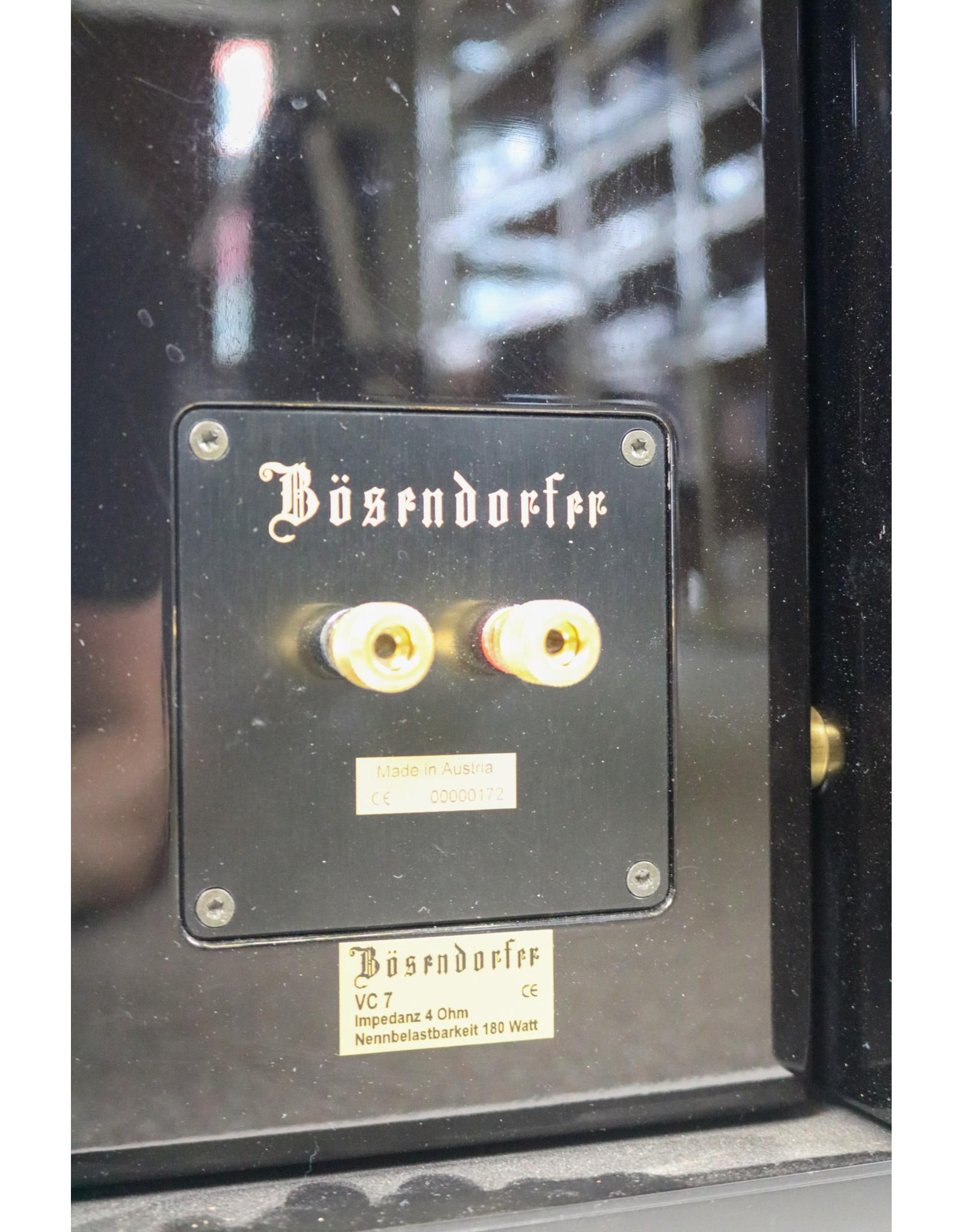 Bosendorfer Bosendorfer VC-7 Floorstanding Speakers USED