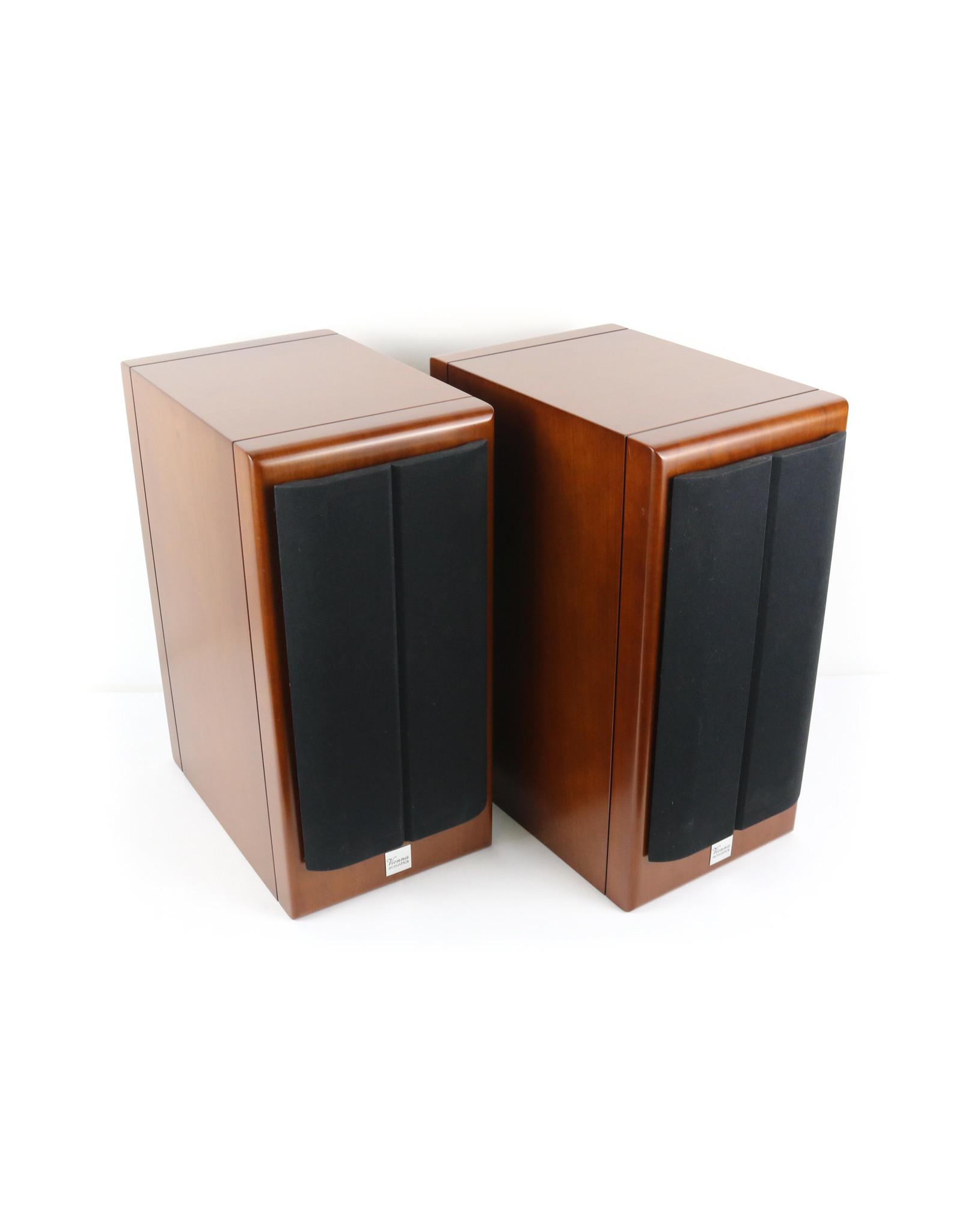 Vienna Acoustics Vienna Haydn Grand Bookshelf Speakers USED