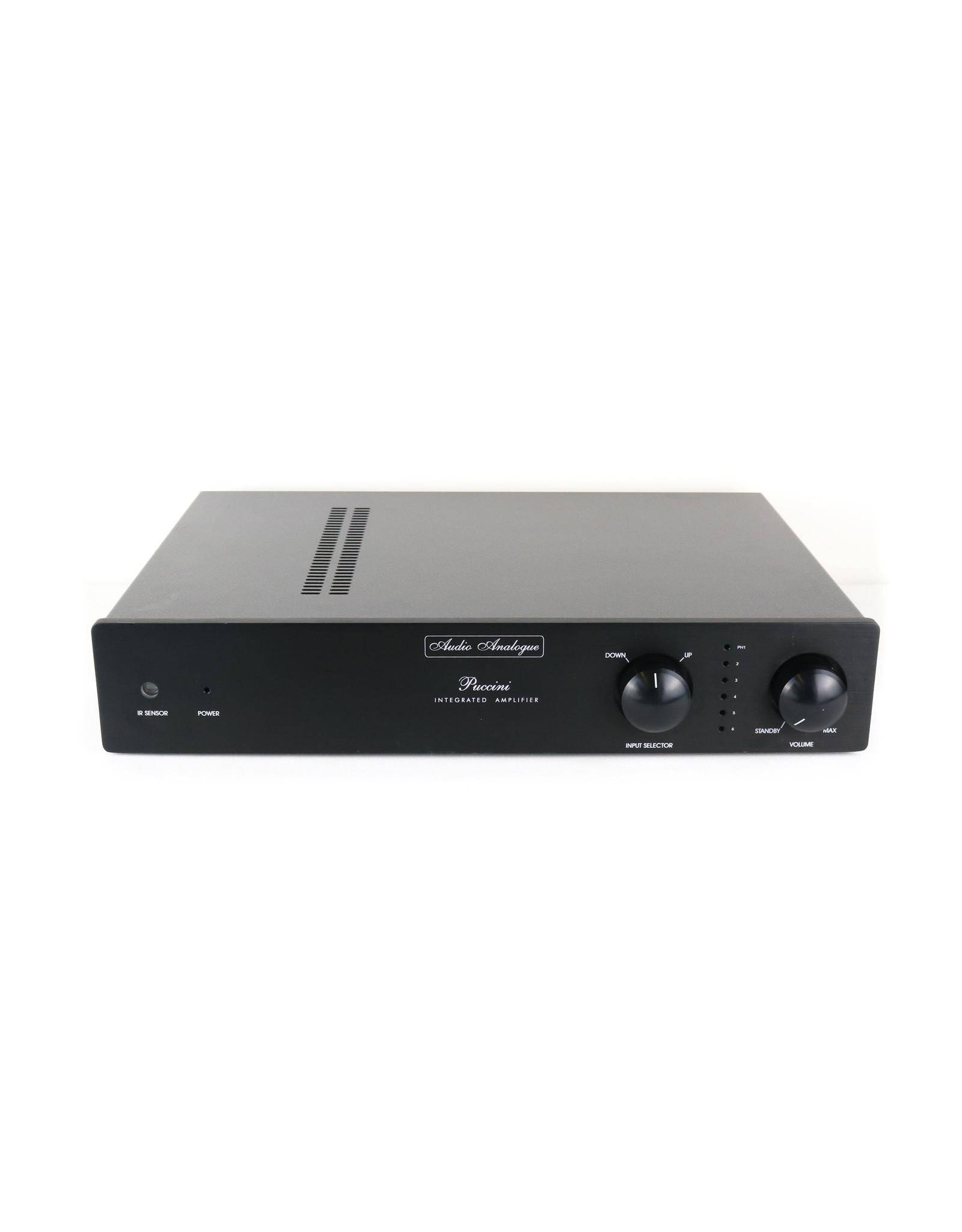 Audio Analog Audio Analog Puccini Integrated Amp USED