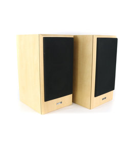 Acoustic Energy Acoustic Energy Aegis EVO One Maple Bookshelf Speakers USED