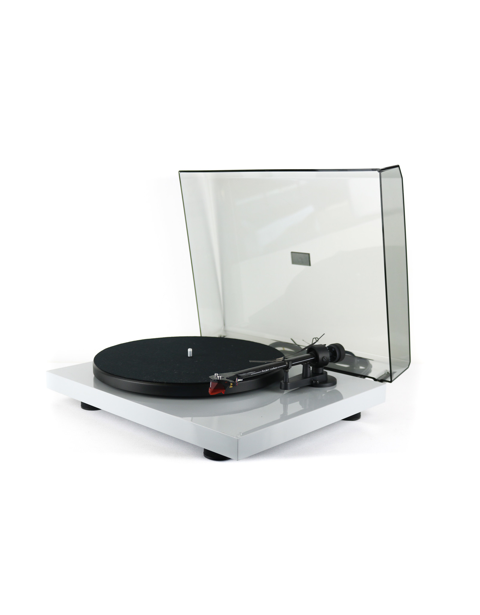 Pro-Ject Pro-Ject Debut Carbon DC Turntable Silver USED