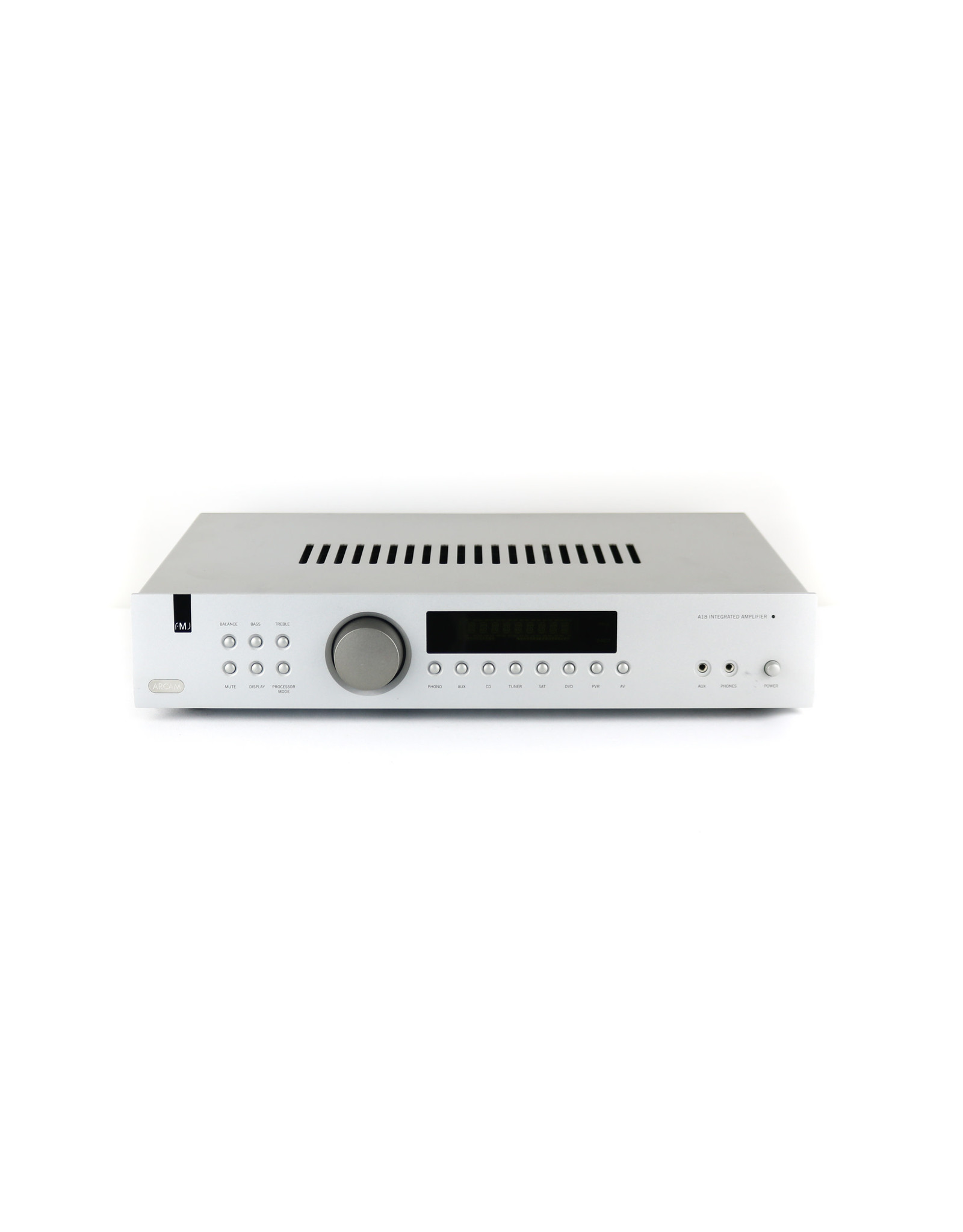 Arcam Arcam FMJ A18 Silver Integrated Amp USED