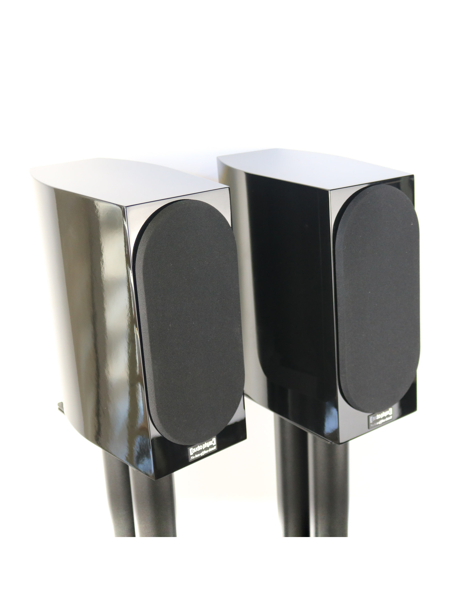 Audio Physic Audio Physic Step Plus Bookshelf Speakers With PMC Stands USED