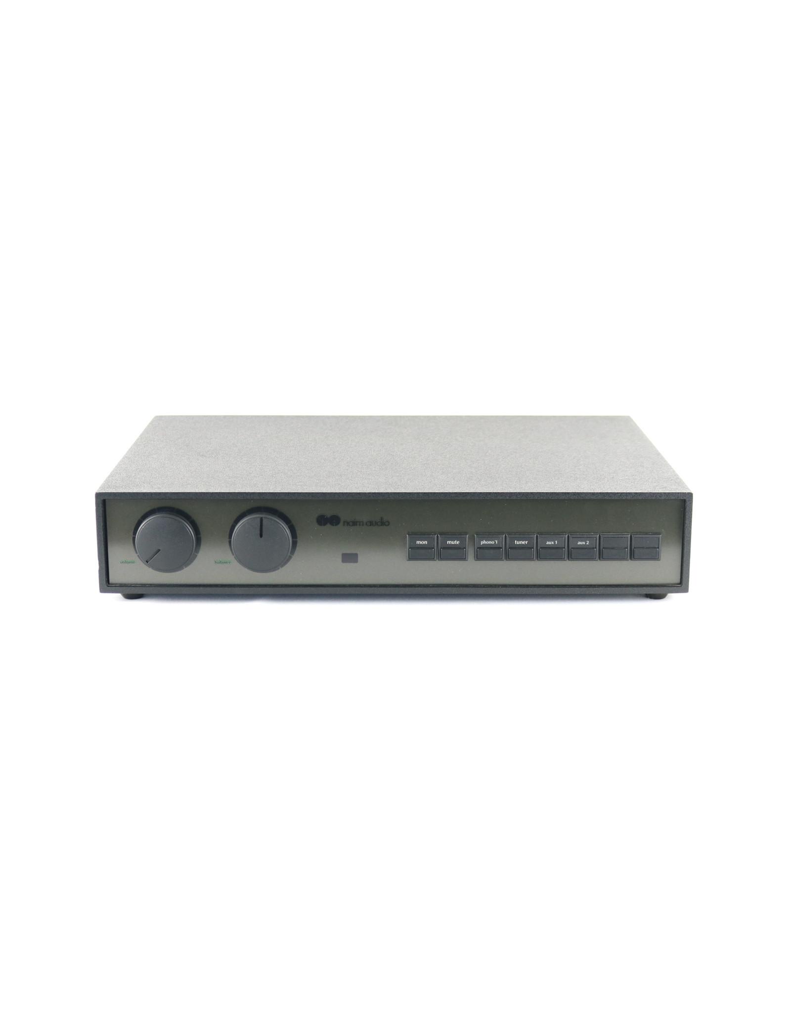 Naim Audio Naim Audio NAC 102 Preamp RECAPPED 2020 USED