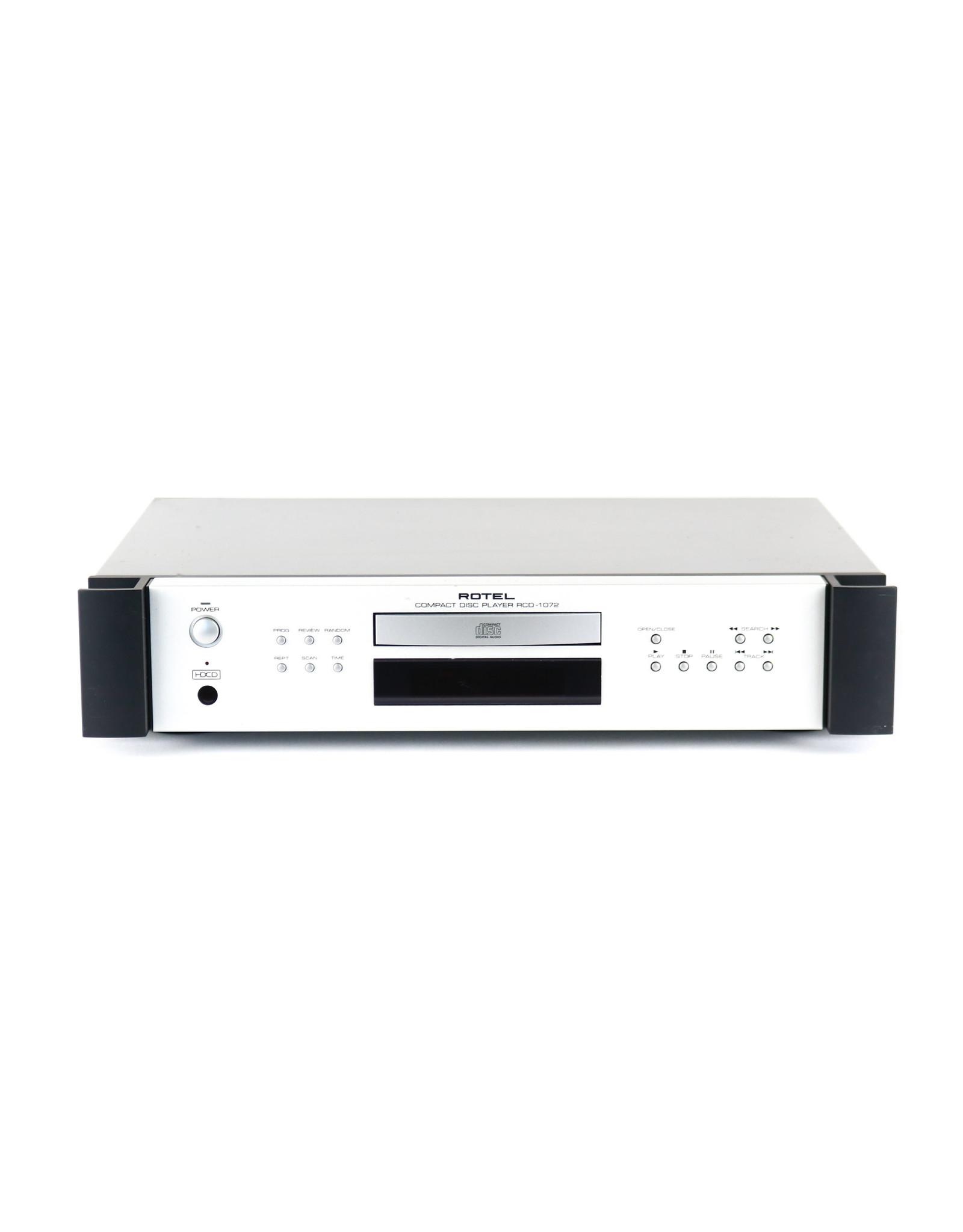 Rotel Rotel RCD-1072 CD Player USED