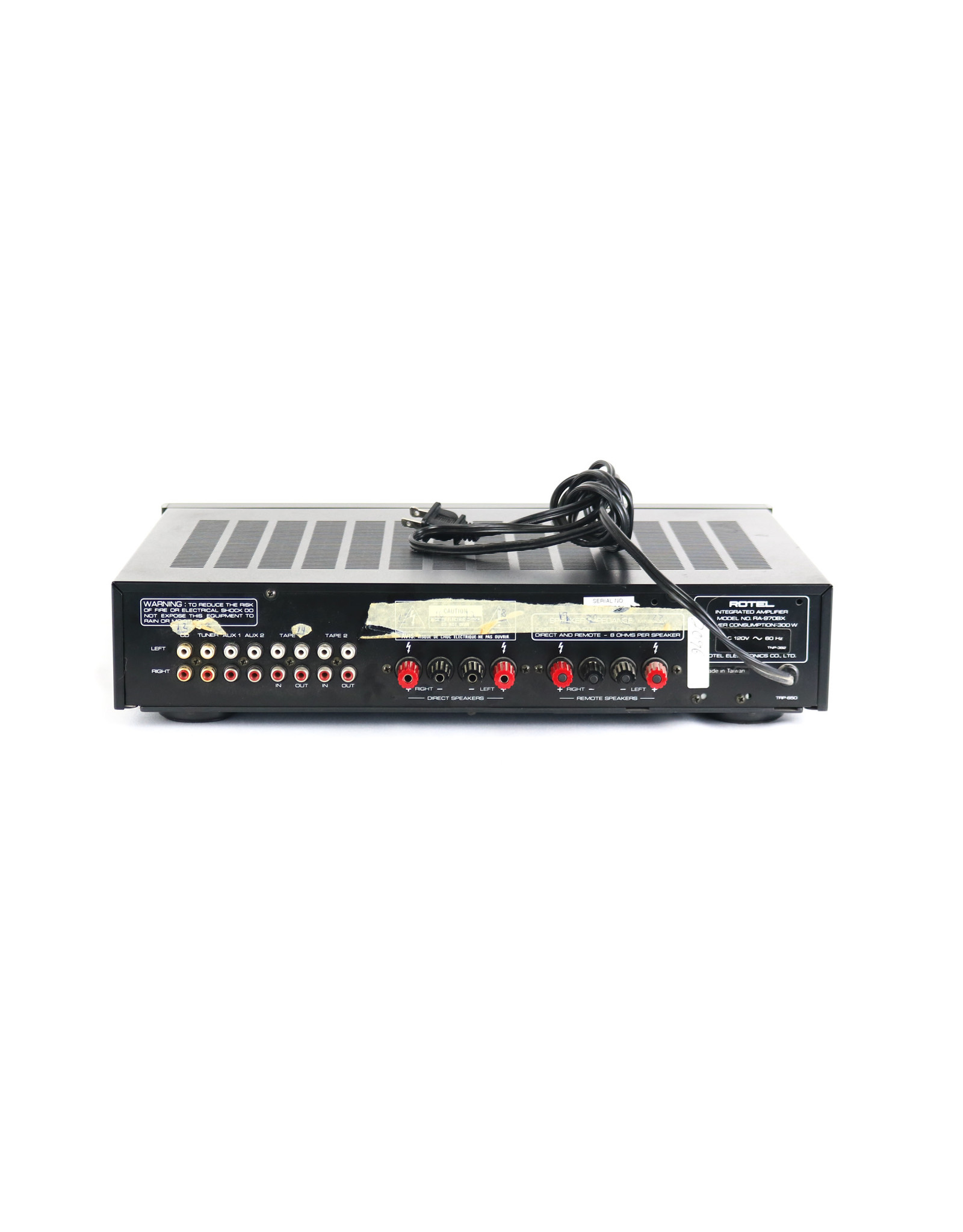 Rotel Rotel RA-970BX  Integrated Amp USED